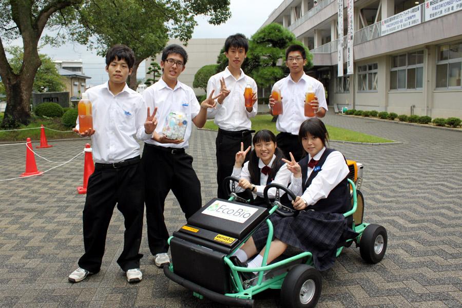 三島高等学校「文化祭」   ヒト...