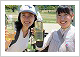 写真:天ぷら油を持参くださった皆さん1